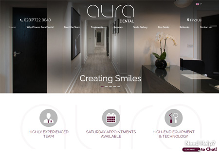 Auradental London