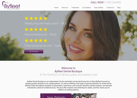Byfleet Dental