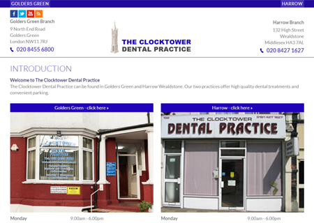 The Clocktower Dental Practice