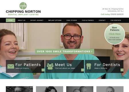 Chipping Norton Dental Implant Centre