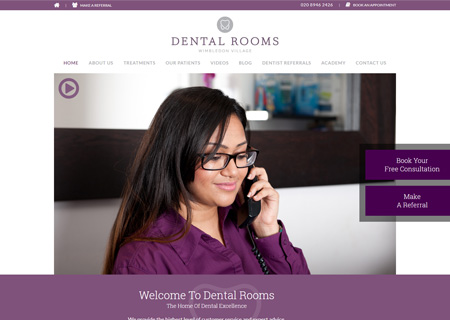 Dental Rooms