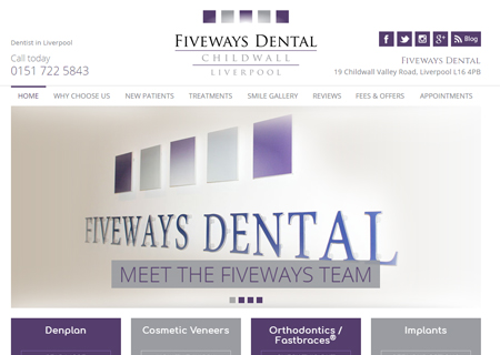 Fiveways Dental