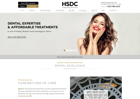 Harley Street Dental Clinic