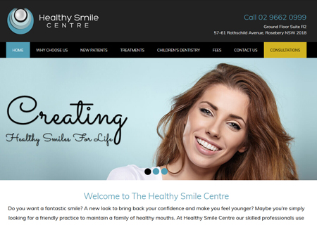 Healthy Smile Centre