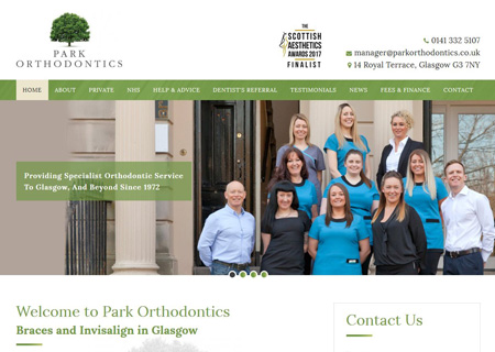 Park Orthodontics