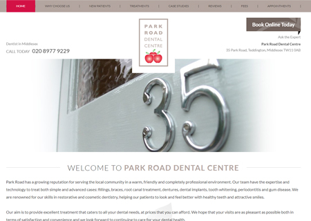 Park Road Dental Centre