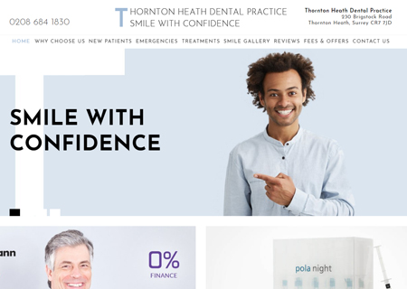 Thornton Heath Dental Practice