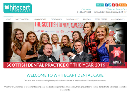 Whitecart Dental Care