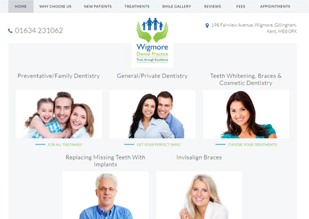 Wigmore Dental Practice