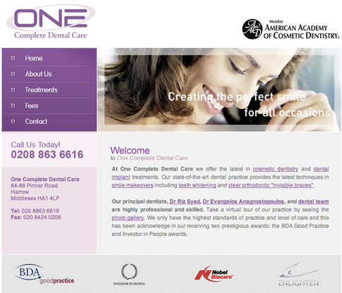 onedentalcare