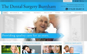dental surgery Burnham