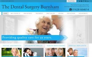 dental surgery Burnham