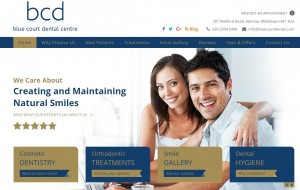 5 Great Dental Website Designs