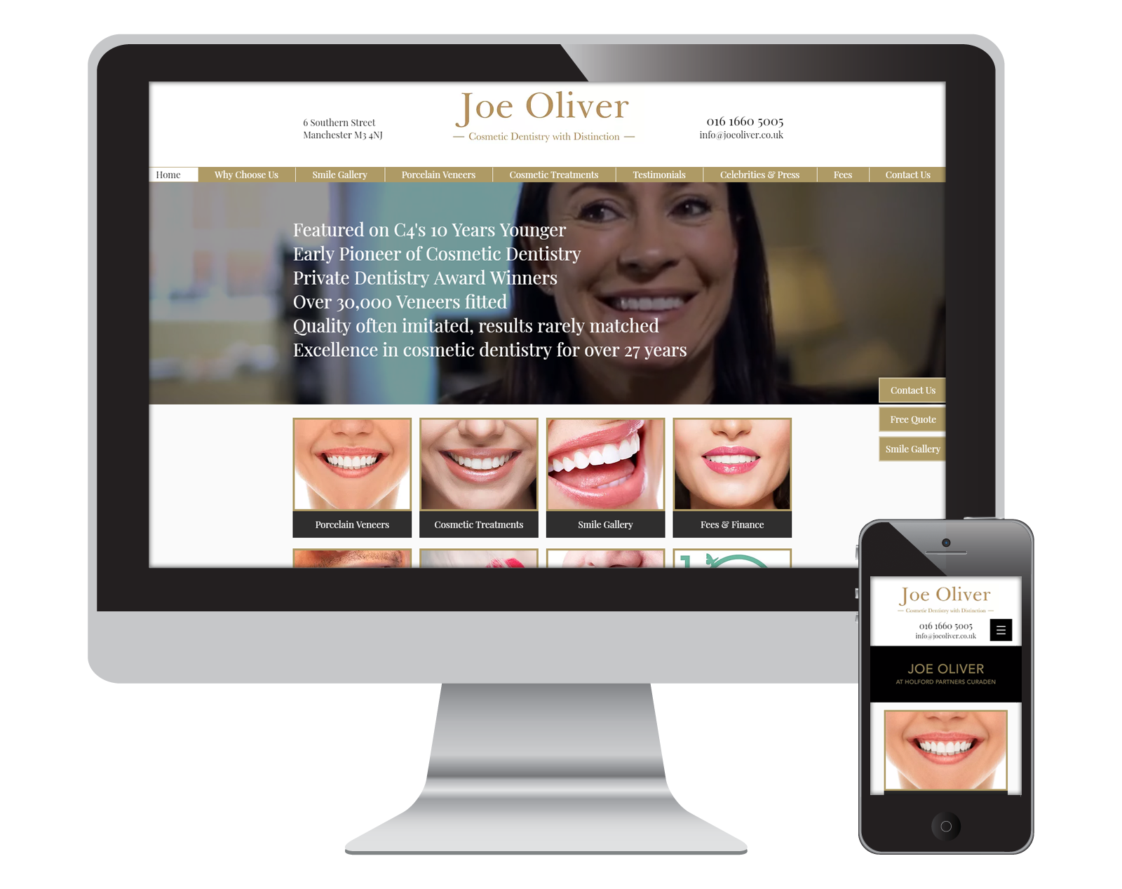 Joe Oliver Dentist